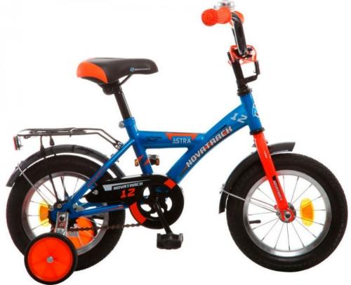 Велосипед Novatrack Astra, синий, рама 12