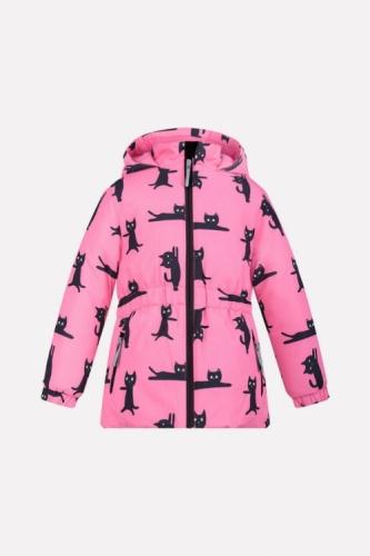 Куртка для девочки Crockid ВК 38032/н/2 ГР размер 116-122