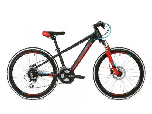 Велосипед Stinger Magnet Pro, черный, рама 24