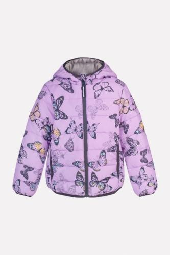 Куртка для девочки Crockid ВК 32064/н/2 ГР размер 116-122