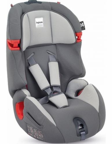 Автокресло Inglesina Prime Miglia 1/2/3 AV96E0BLK grey