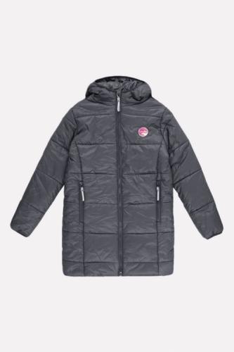 Куртка для девочки Crockid ВК 32073/1 ГР размер 134-140