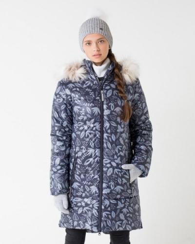 Куртка для девочки Crockid ВКБ 38043/н/2 ГР размер 152-158