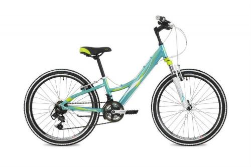 Велосипед Stinger Galaxy, синий, рама 24