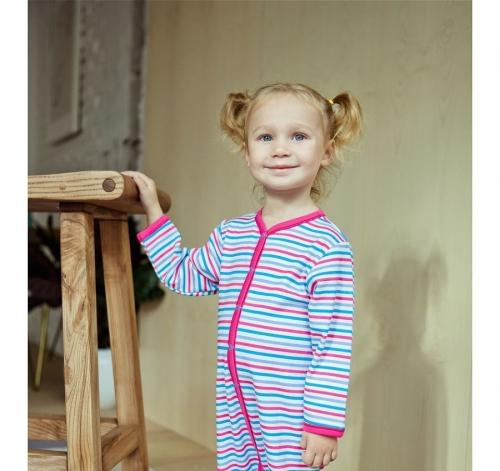 Комбинезон Lucky Child LOVE (арт. А6-103),размер 22 (68-74)