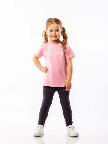 Футболка для девочки, размер 98-104, розовый Bodo 4-113U