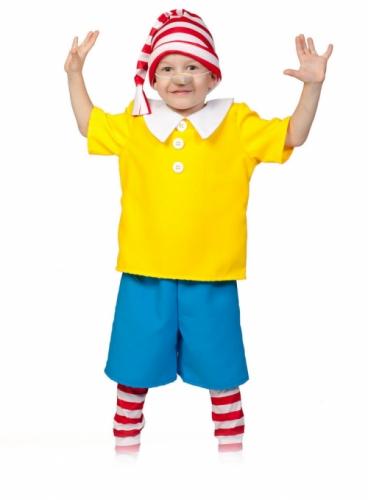 Карнавальный костюм Буратино, 3-5 лет