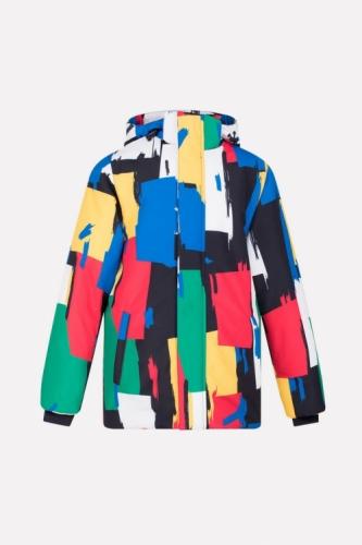 Куртка для мальчика Crockid ВК 36042/н/1 ГР размер 134-140