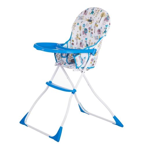 Стульчик для кормления Babyhit Bonbon White-Blue Бело-голубой
