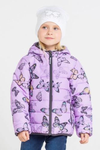 Куртка для девочки Crockid ВК 32064/н/2 ГР размер 128-134