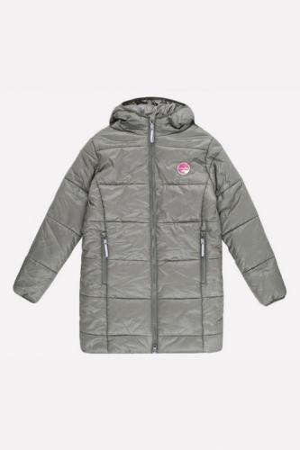 Куртка для девочки Crockid ВК 32073/2 ГР размер 110-116