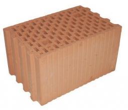 Керамический перегородочный блок Kerakam 25XL 380х250х219 с пазом и гребнем