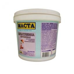 Шпатлевка Маста акриловая 2.5 кг