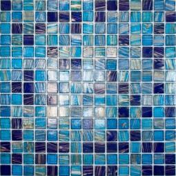 Мозаика Elada Aventurin HK-21 синий микс 32.7x32.7