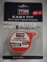 Нить для герметизации Tytan Professional Easy Fit 20м