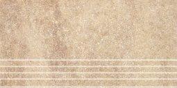 Ступень Kerama Marazzi Сад камней DP210100R\GR 30х60 обрезной