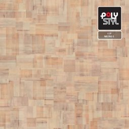 Линолеум Бытовой Polystyl Lux Metro 1 4м