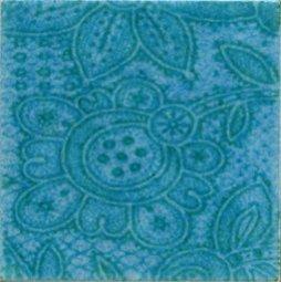Декор Kerama Marazzi Тантра AD\G94\1221T 9.9х9.9 голубой