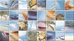 Декор Ceradim Lagune Dec Mozaic Sea 25x45