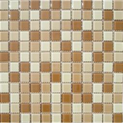 Мозаика Elada Crystal CB520 бежево-коричневый 32.7x32.7