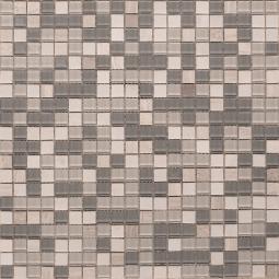 Мозаика Elada Crystal+Stone HK-45 светло-серый микс 32.7x32.7