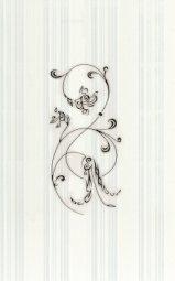 Декор Cracia Ceramica Анжер Голубой 01 25x40