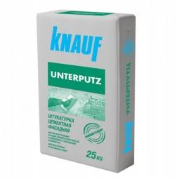 Штукатурка Knauf Унтерпутц фасадная 25 кг