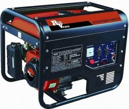 Генератор бензиновый RedVerg RD-G 3600N 2500/2800 Вт ручной запуск