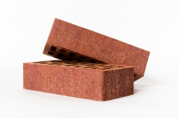Кирпич лицевой керамический Латерра Рубин пустотелый одинарный