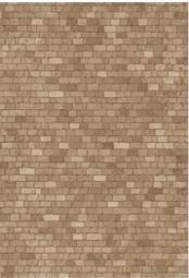 Плитка для стен Vizavi Bugros marron 27,8x40,5