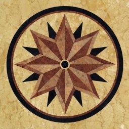 ПВХ-плитка Art Tile AM 9016 137.1x137.1