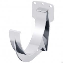 Кронштейн желоба Технониколь (Verat) Белый (125х82 мм)