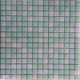 Мозаика Bonаparte Mint зеленая глянцевая 32.7x32.7