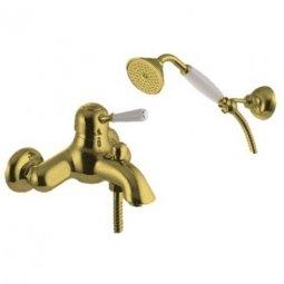 Смеситель для ванны Fima Carlo Frattini Bell F3364BR бронза