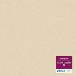Линолеум коммерческий гетерогенный Tarkett Acczent Esquisse 01 2м