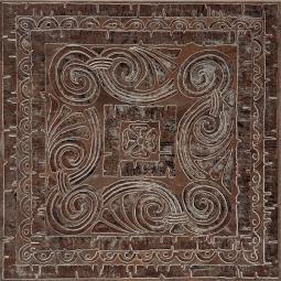 Декор Kerama Marazzi Уффици A253\4012 40,2х40,2 коричневый