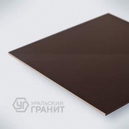 Керамогранит Уральский Гранит UF027 Кофейный 120х60 Полированный