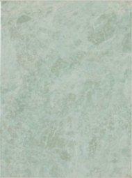 Плитка для стен Шаxтинская Плитка Каменный Цветок Зеленый 25x33
