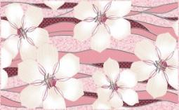 Декор Нефрит-керамика Форте 04-01-1-11-03-41-003-0 50x31 Розовый