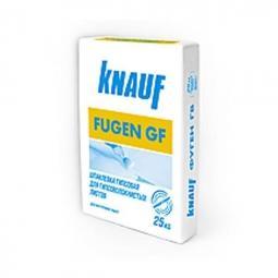 Шпатлевка Knauf Фуген ГФ гипсовая 25 кг