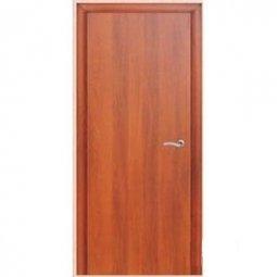 Дверное полотно Brozex-Wood глухое гладкое 2000x800 Итальянский орех