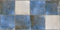 Плитка для стен Нефрит-керамика Лофт 00-00-1-08-11-65-740 40x20 Синий