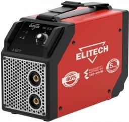 Инверторный сварочный аппарат Elitech ИС 200