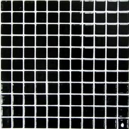 Мозаика Bonаparte Black glass черная глянцевая 30x30