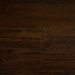 Массивная доска Antique Дуб Кофе Струганый 18х125х300-1200 Ф1,0х4 лак