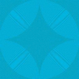 Плитка для пола Сокол Гольфстрим GFS8 голубая глянцевая 33х33