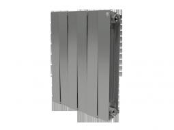 Радиатор Биметаллический Royal Thermo PianoForte Silver Satin 500-4
