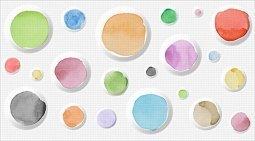 Декор Ceradim Zefir Dec Palette 2 25x45