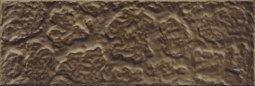 Плитка для стен Сокол Саяны SN-5 коричневая полуматовая 12х36.5
