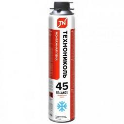 Монтажная пена Технониколь 45 BALANCE зимняя (750 гр)